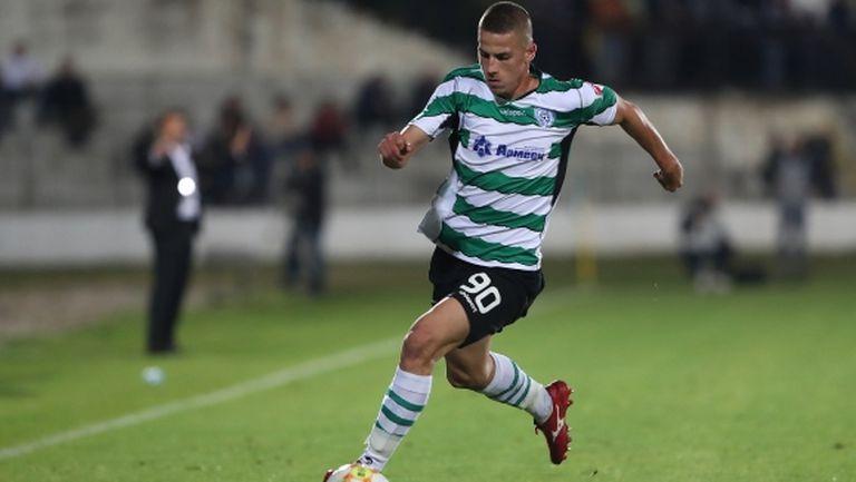 Мартин Минчев пред Sportal.bg: Играя футбол с цялата си душа и сърце