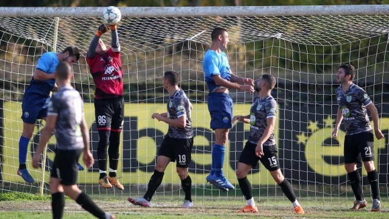 Марица (Пд) взе дербито със Загорец, 15-ият кръг в Трета лига - Югоизток