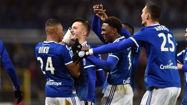 Страсбург се разправи с последния за четвъртата си поредна победа у дома