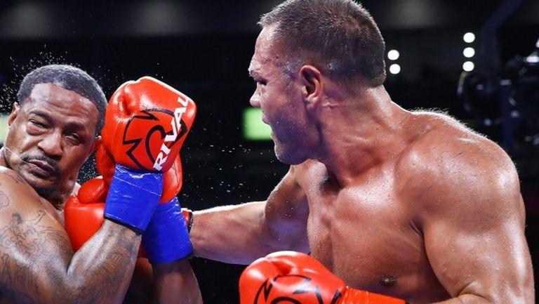 Кобрата след победата: Очаквам битка за световната титла (видео)