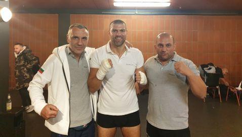 Тервел Пулев ще се бие за междуконтинентална титла в Пловдив