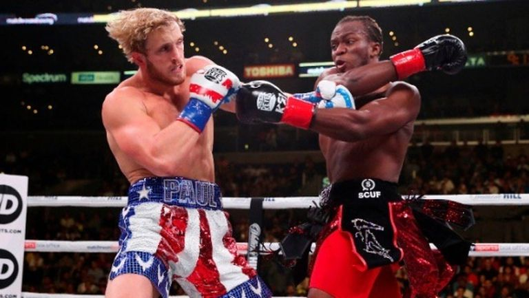 Много емоции и противоречие в боксовата битка на YouTube звезди