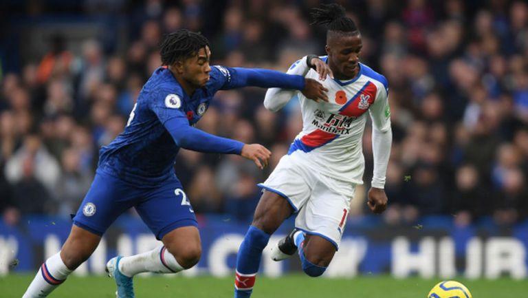 Юнайтед опитва да си върне Заха
