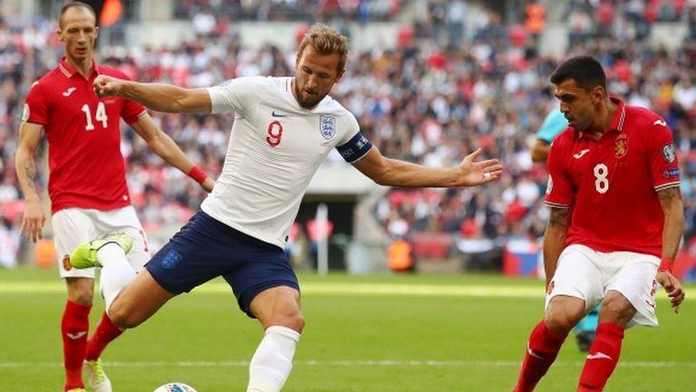 """На 07.09 фен на Англия крещи към българските играчи """"f**king gypsies"""", ето отговорът на ФАРЕ"""