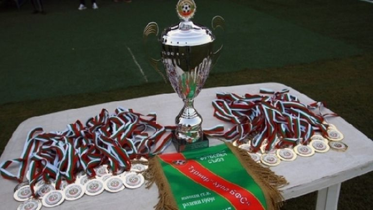 Изтеглиха жребия за 1/4-финалите за Купа БФС