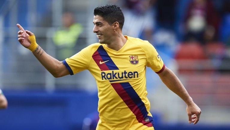 Луис Суарес: Нормално е Барселона да си търси нова деветка
