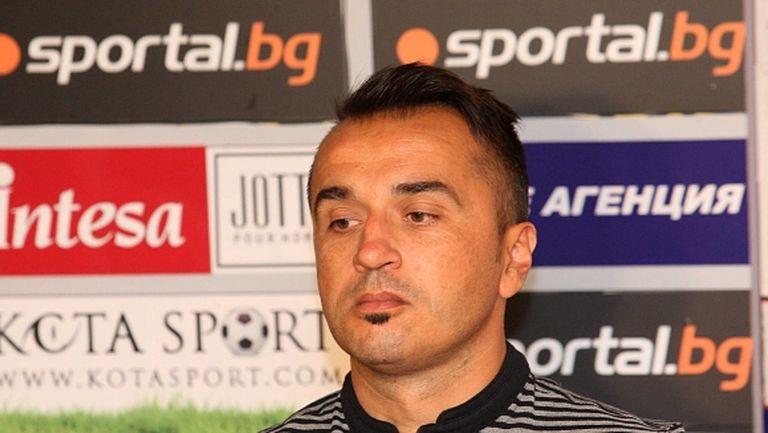 """Официално: Димитър Телкийски се завърна на """"Герена"""""""