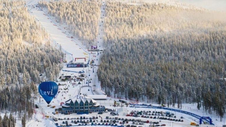Пистата в Леви получи зелена светлина за първия слалом от Световната купа