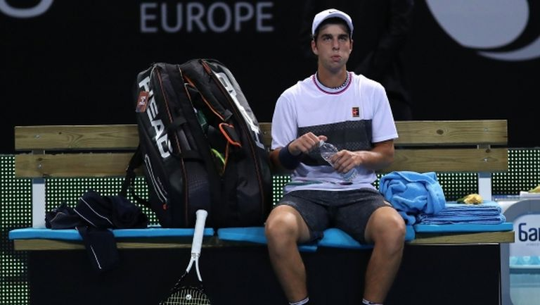 Адриан Андреев отпадна във втория кръг в Орландо
