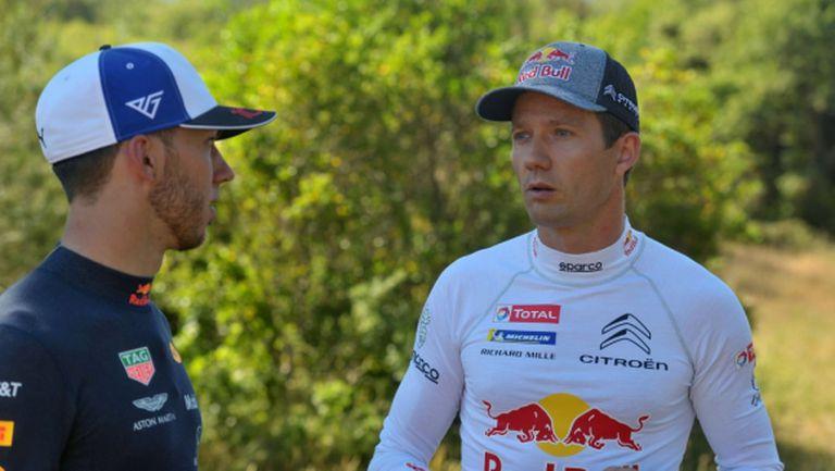 Toyota водят преговори с Ожие за сезон 2020 във WRC