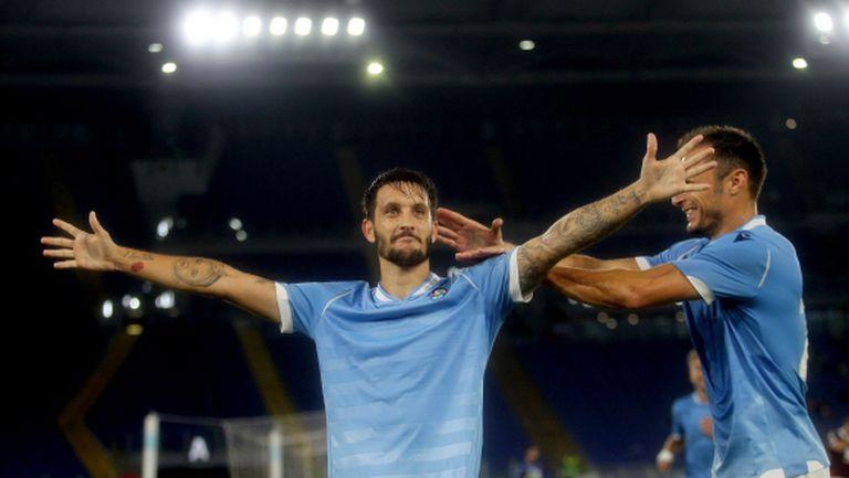 10 асистенции в 14 мача гарантираха нов договор на ас на Лацио