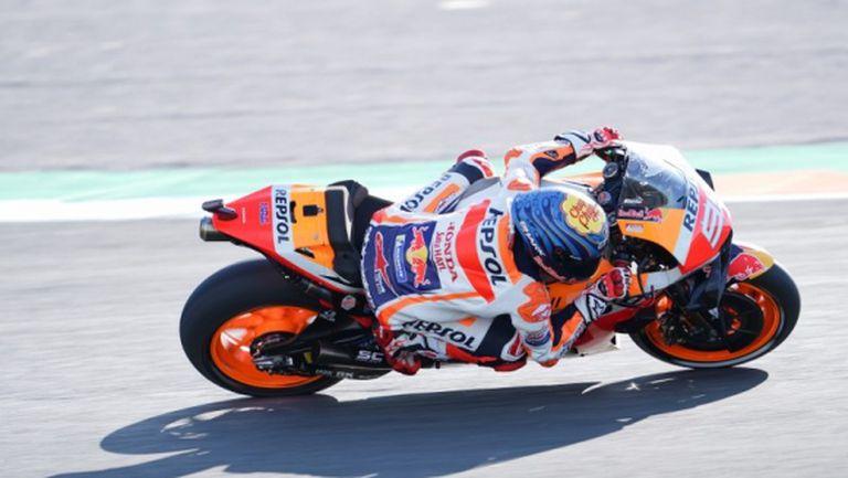 Вижте специалната каска на Лоренсо за последния си кръг в MotoGP