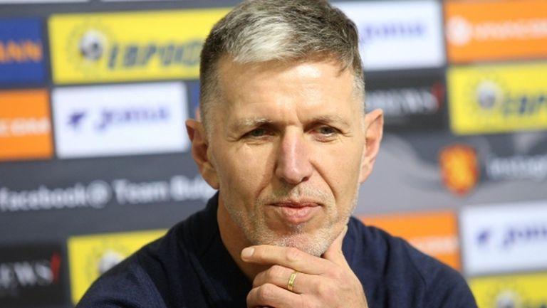 Треньорът на Чехия: Ще има промени, но излизаме за победа (видео)