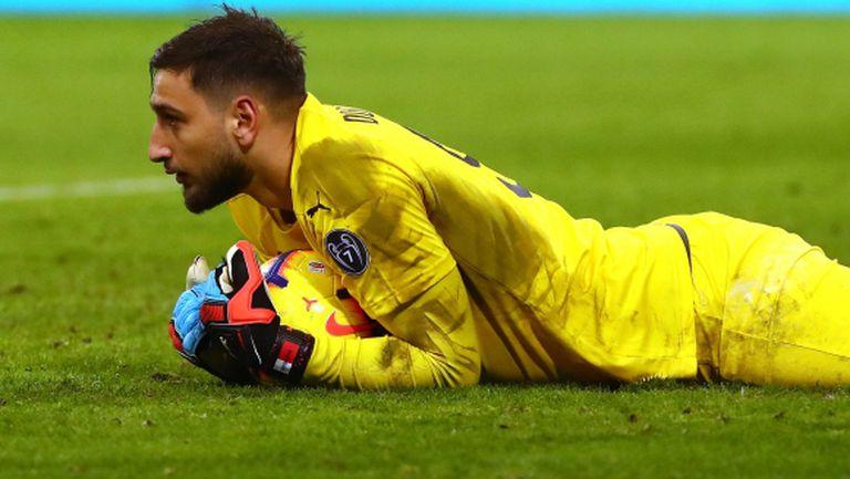 Милан се оглежда за заместник на Донарума
