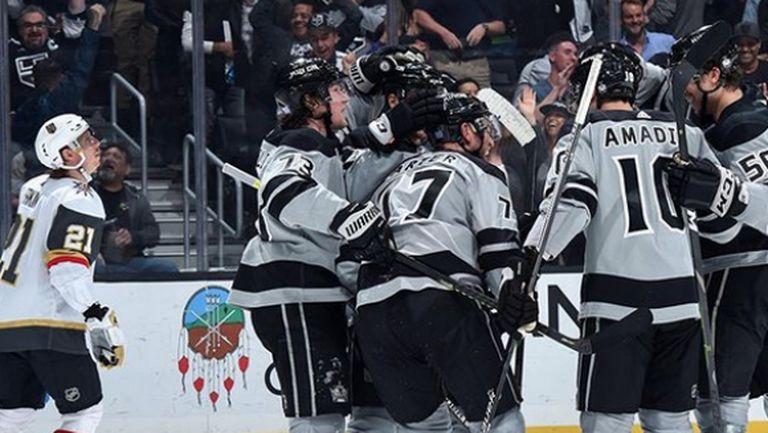 Резултати в НХЛ