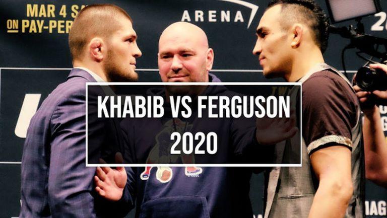 Страхотно промо за най-чаканата битка в историята на UFC между Хабиб и Фъргюсън