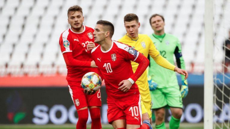 Надеждите на сърбите не изтраяха и половин час (видео)