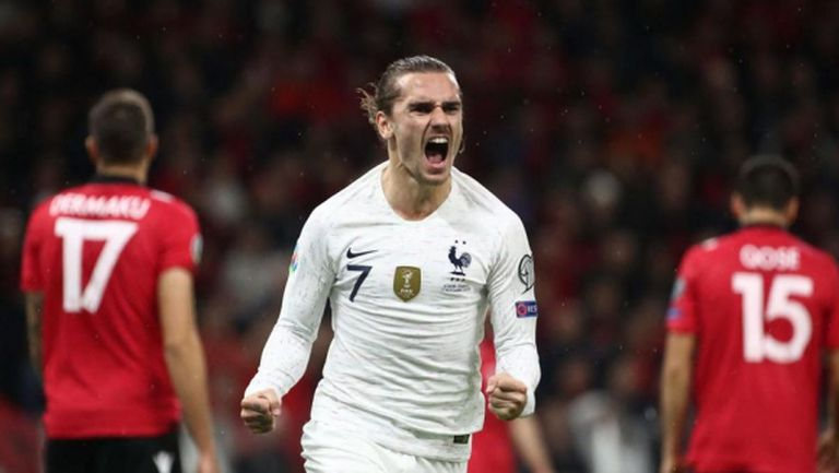 Гризман: Франция ще се опита да спечели Евро 2020