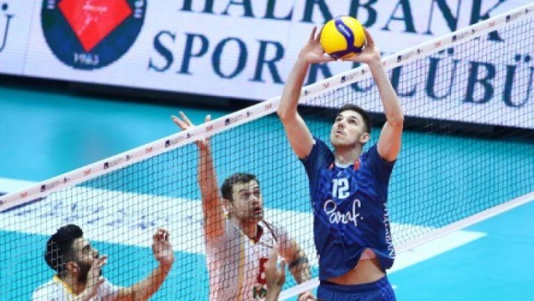 Сеганов и Халкбанк с втора победа в Турция