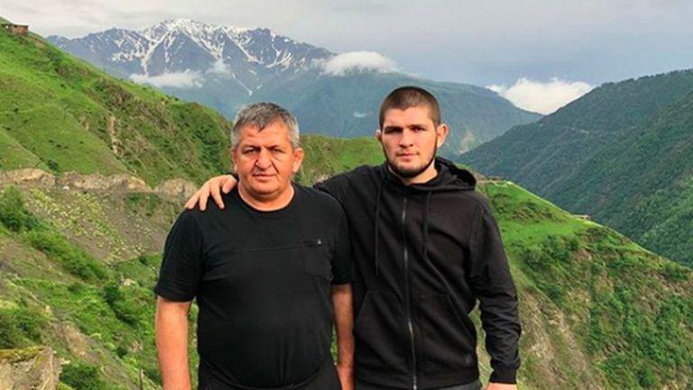 Бащата на Хабиб опроверга слухове за отказване