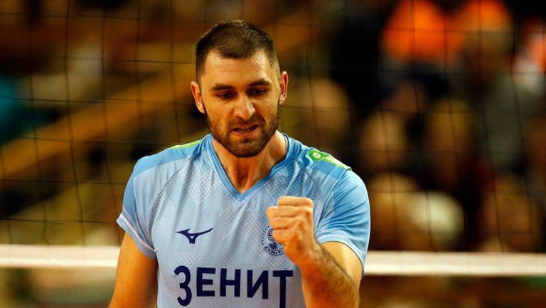 Цецо Соколов бомбардировач №1 в полуфиналите на Купата на Русия