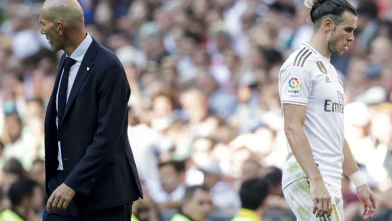 """Зидан ще """"замрази"""" и този конфликт, прогнозират в Мадрид"""