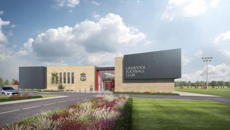 Новата база на Ливърпул ще бъде готова през следващото лято