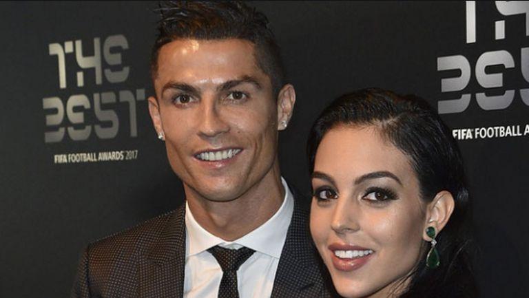 Роналдо тайно се оженил за любимата си Джорджина