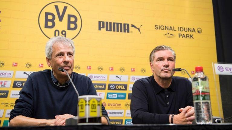 Борусия Дортмунд с нов спонсорски договор