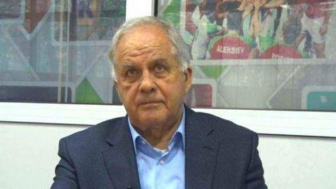 Данчо Лазаров: Волейболът не е във фалит (видео)