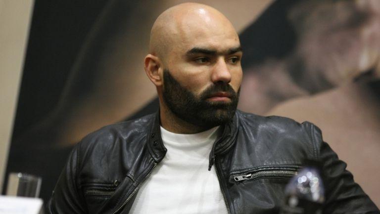 Богдан Дину: Пожелавам успех на Пулев за световната титла и после ще му искам реванш