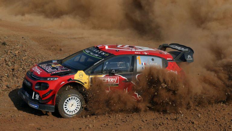 Ожие след отказването на Citroen от WRC: Те не уважават колегите ми
