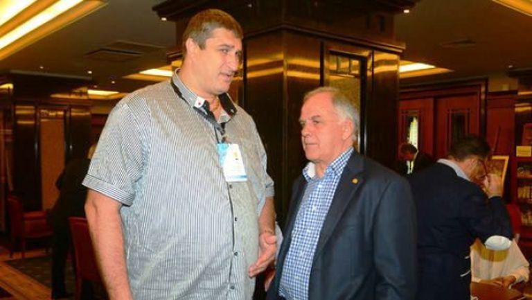 Издигат Любо Ганев за президент на волейбола на 27 ноември