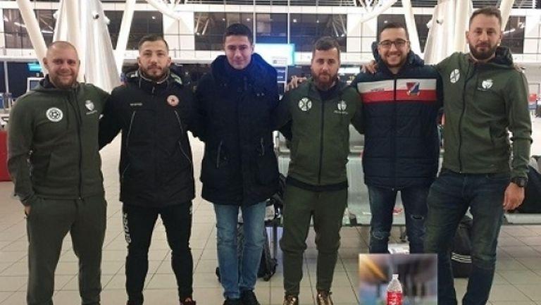 Петима млади български треньори заминаха на специализация в Ливърпул