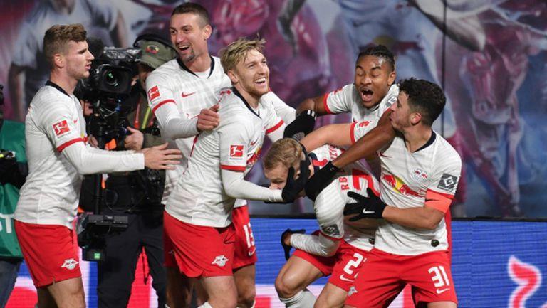 РБ (Лайпциг) прегази пореден съперник с атакуващ футбол
