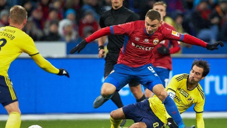 Абрамович си хареса нападател за Челси
