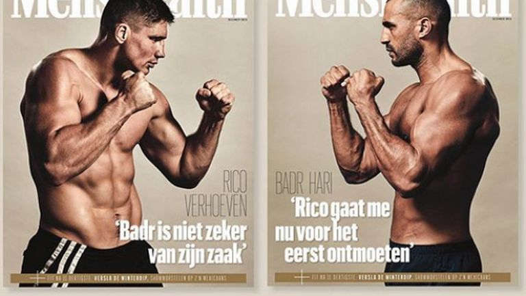 Бадър Хари и Рико Верхувен блеснаха в мъжко списание (снимки)