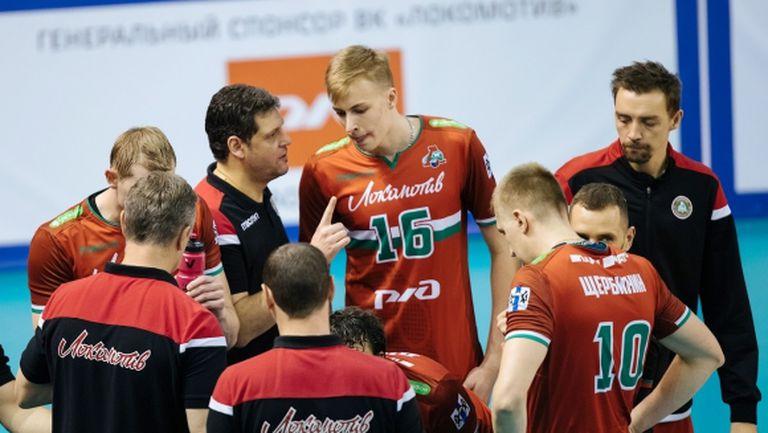 Пламен Константинов и Локо (Новосибирск) взеха дербито с Динамо в Русия (видео)