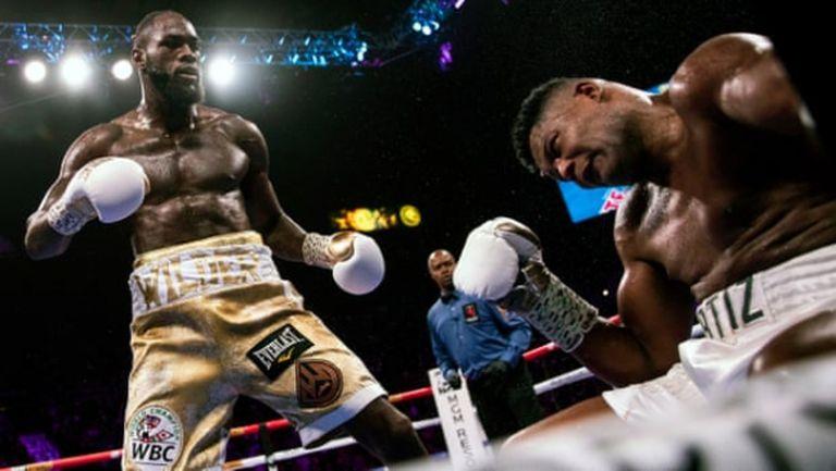 Уайлдър го направи отново! Зверски нокаут срещу Кинг Конг в Лас Вегас (видео + галерия)