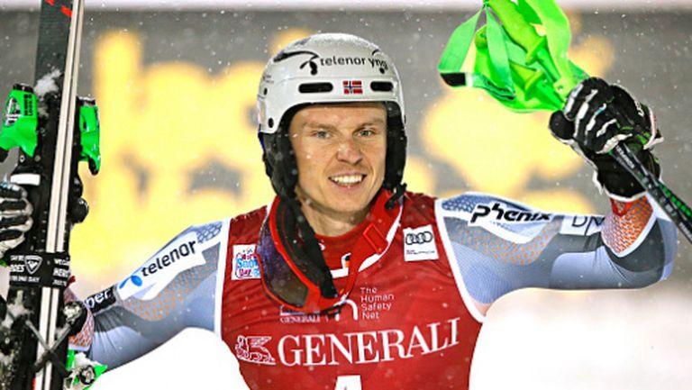 Кристоферсен спечели първия слалом за сезона, лош ден за българите