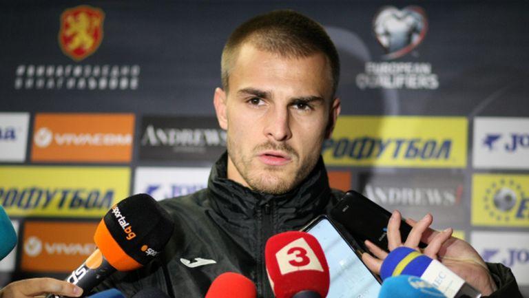 Винтила не искал повече Чорбаджийски във ФКСБ