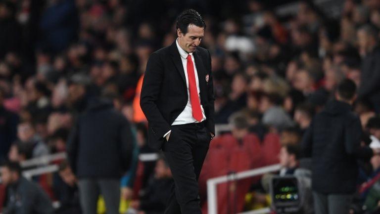 Арсенал търси нов мениджър, спрягат се три имена