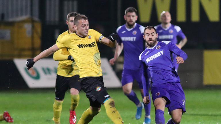Балтанов: Треньорът ни вдъхна доверие