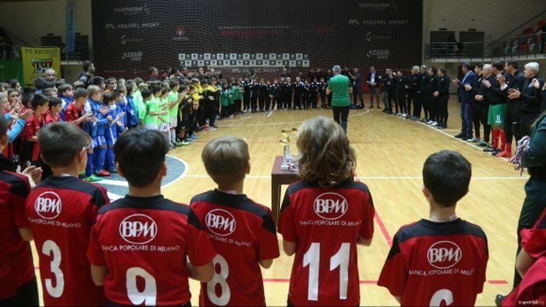 Престижни участници на международния детски турнир в Панагюрище
