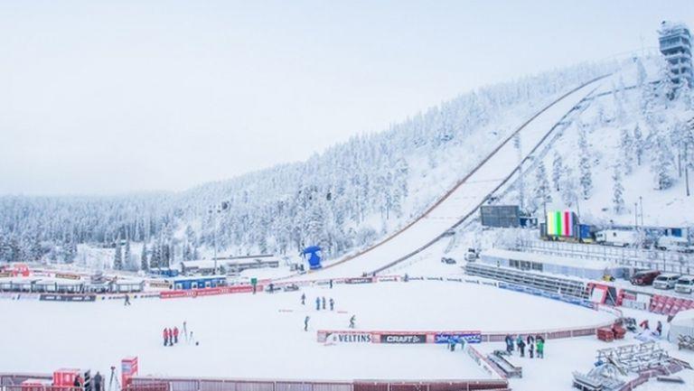 Стартът на Световната купа по ски бягане чука на вратата
