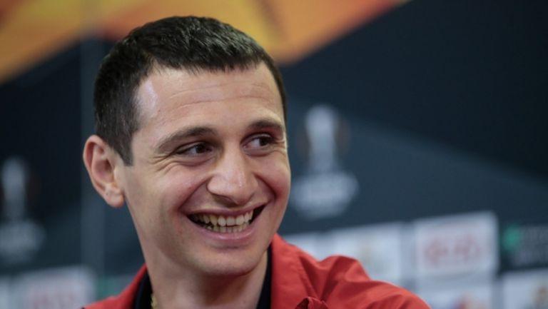 Алан Дзагоев: Искаме реванш от Лудогорец