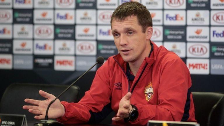 Виктор Гончаренко: Всички мачове в групата са непредсказуеми