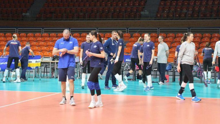 Динамо  (Москва) пристигна в Пловдив с пълен състав
