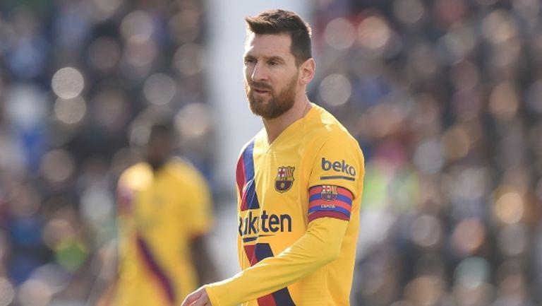 Меси е пред юбилеен мач с екипа на Барселона