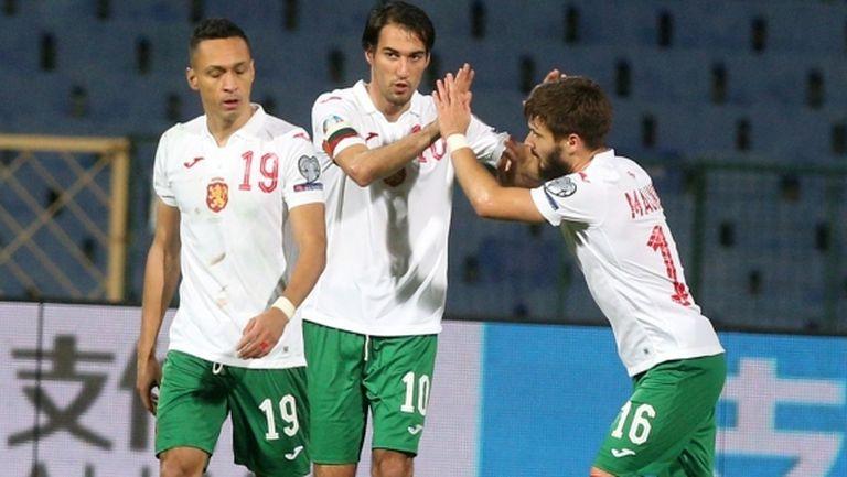 България се изкачва в ранглистата на ФИФА, настигна Буркина Фасо